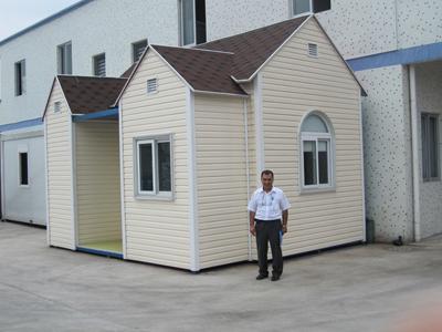 خانه های پیش ساخته،کانکس،فناور پلاستیک