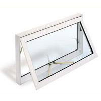 پنجره سایبانی،Awning Window،uPVC Window