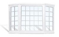 پنجره خلیجی،Bay Window،uPVC